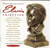 Elvis Tributter album front