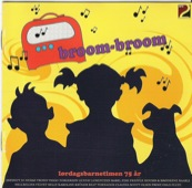 Broom-broom album front