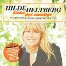 Hilde H. - Elske det umulige cover